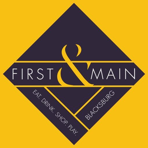 First & Main Shopping Spree iOS App