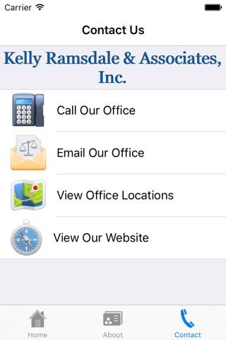 Kelly Ramsdale & Associates screenshot 4