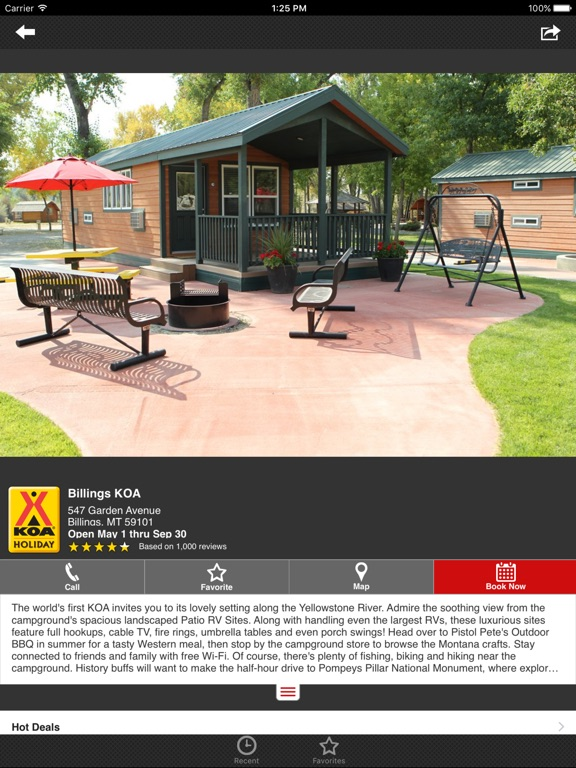 KOA RV Cabin Tent Camping On The App Store - Koa us map