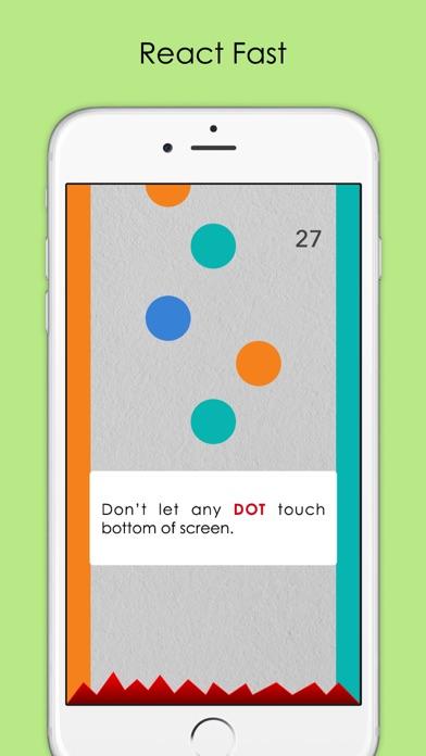 Color Dots - Crazy Falling Dots App Download