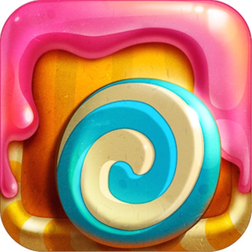 Bakery Cafe Shop - Free Match 3 Puzzle Games for Kids iOS App