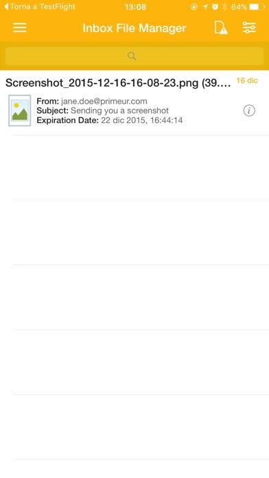 Screenshot of DropFile5