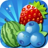 Fruit Connect Pop Star Crush Mania - Fruit Match Free Edition crush fruits super