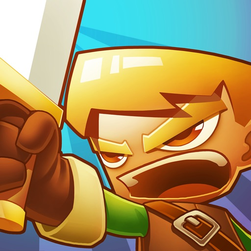 Legendary Warrior: Heroes Legend iOS App