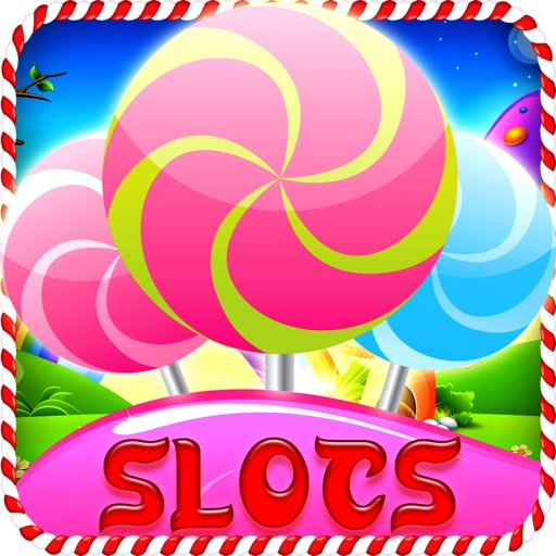 All Sugar in Wild Candy Pop Paradise Slots - Casino 5 Bars Cherry iOS App
