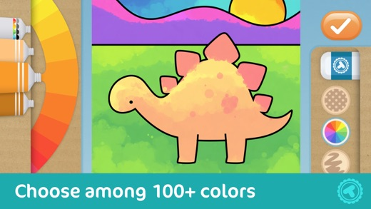 Toonia Colorbook - Educational Coloring Game for Kids & Toddlers ...