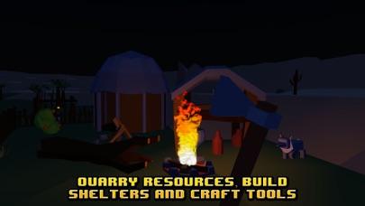 Screenshot von Afrikanisch Kunst Überleben Simulator 3D3