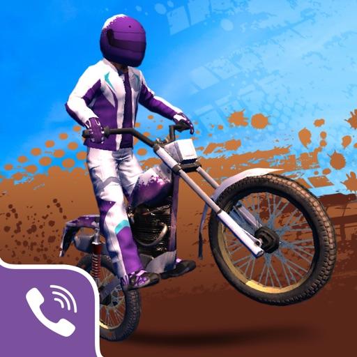 Viber Xtreme Motocross iOS App