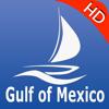 Gulf of Mexico GPS Nautical charts pro