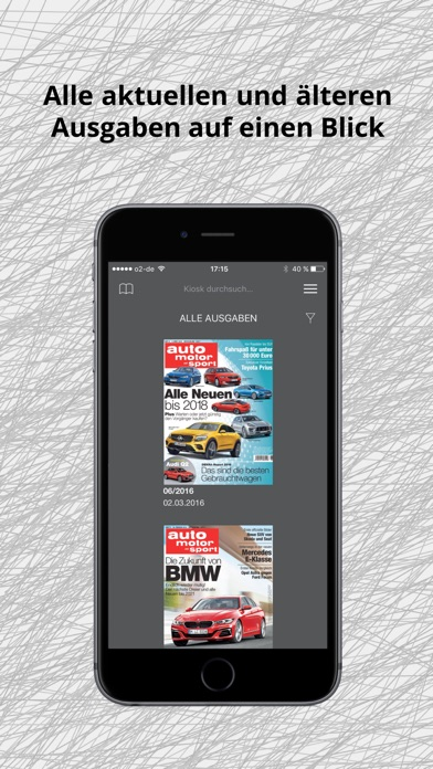 Auto Motor Und Sport Digital review screenshots