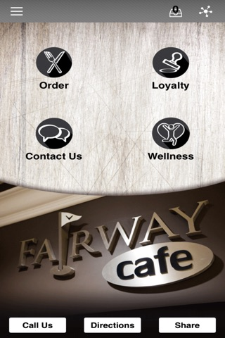 Fairway Cafe screenshot 1