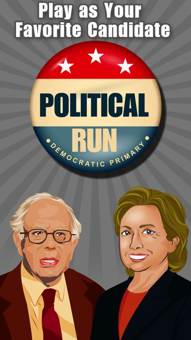 download Political Run - Democratic Primary (Ad Free) - 2016 Presidential Election Trivia apps 1