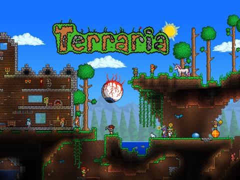 Terraria Скриншоты7