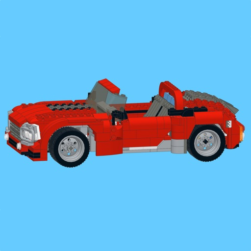Roadster Mk 2 For Lego Creator 734731003 Sets Building