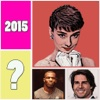 Guess best of 2015 Icons(WordBrain Trivia Game for Guessing Pop Quiz)