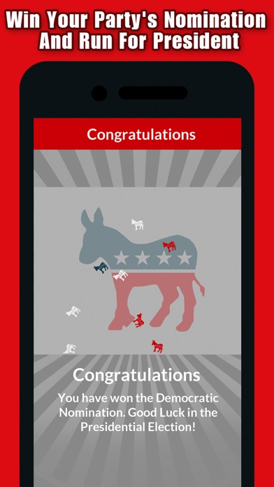 download Political Run - Democratic Primary (Ad Free) - 2016 Presidential Election Trivia apps 3