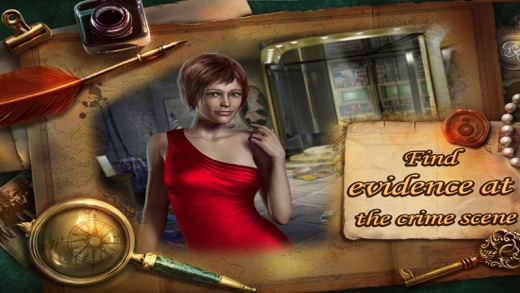Hidden Objects: Mafia California Gangster City Free Screenshot