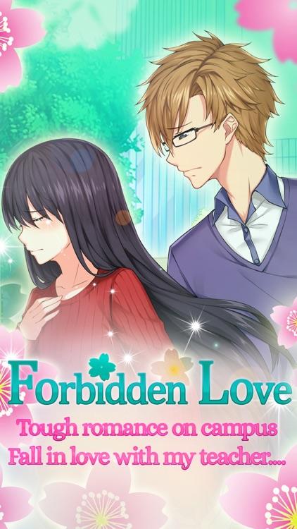 Forbidden love dating sim
