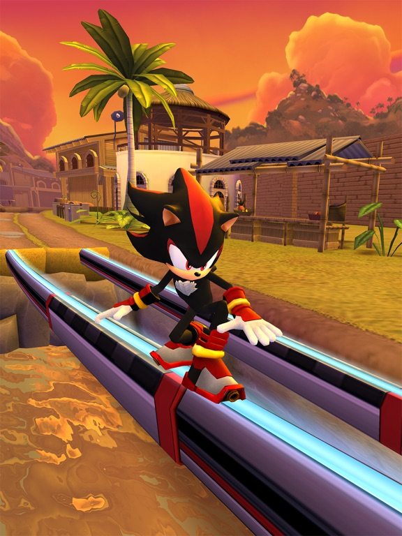 Screenshot #2 for Sonic Dash 2: Sonic Boom