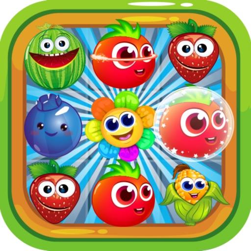 Farm Fruit Legend Match 3 iOS App