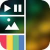 Vidstitch - Video and Picture Collage Frame