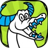 Crocodile Evolution - Tap Coins of the Super Alligator Clicker & Simulator Game