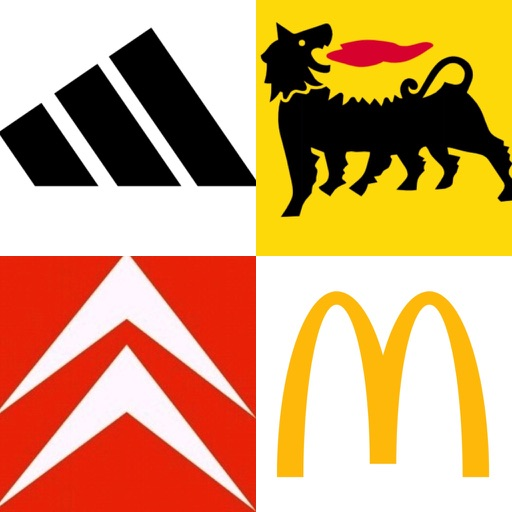 Logo Quiz - New Trivia Game App: Guess famous brands & companies iOS App