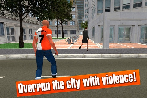 California Car Theft Race 3D screenshot 4