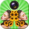 Mirror Effect Photo Editor – Best Picture Reflection Montage Maker to Clone Your Pic.s pic clone yourself