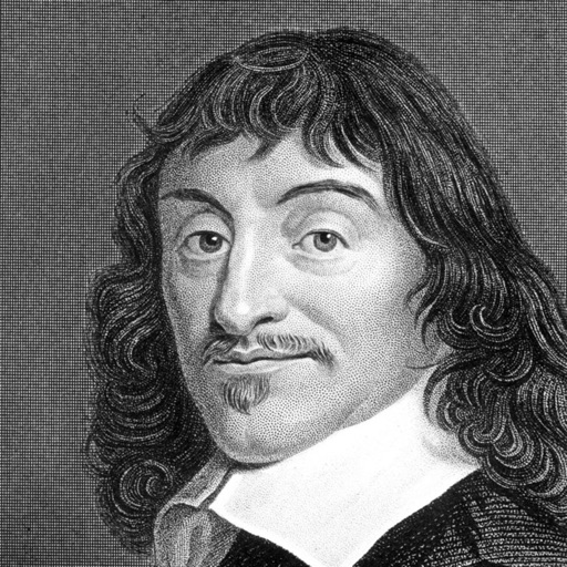 Descartes - interactive book iOS App