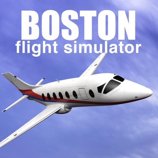Boston Flight Simulator iOS App