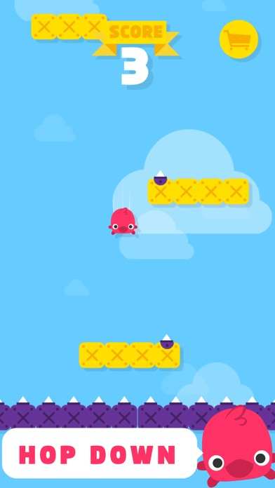 Hop N' Drop Screenshot