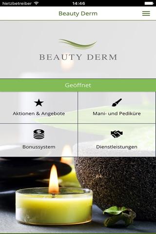 Beauty Derm screenshot 1