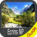 Ecrins National Park – GPS Map Navigator icon