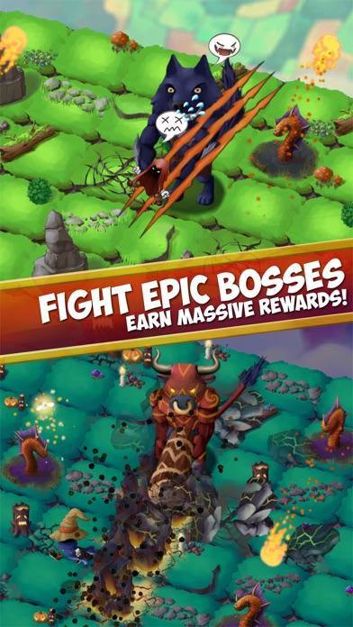 Sky Hop Saga - Endless Arcade Hopper Screenshot