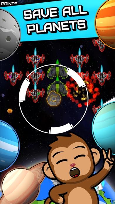 Space Dash: Защитник Земли Screenshot