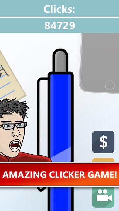 Pen Clicker Fury Screenshot