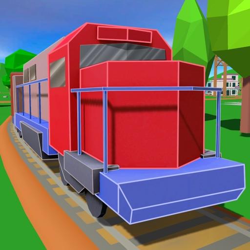 Cargo Train Driver: Railway Simulator 3D Full
