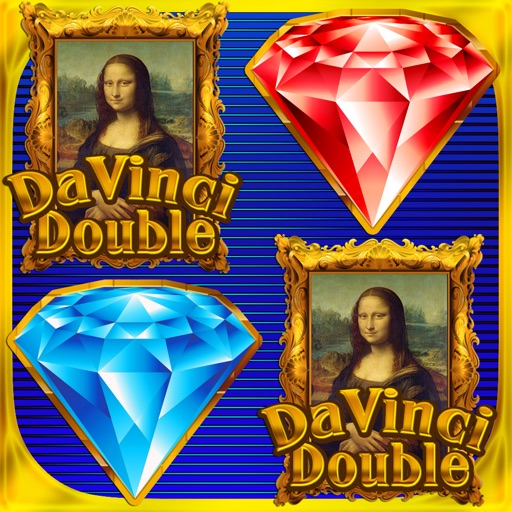 Double Davinci Diamond Slot Machine Free Play