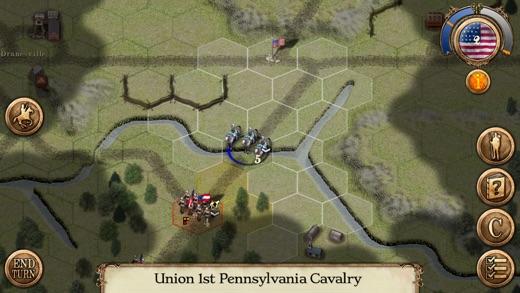 Civil War: 1861 Screenshot