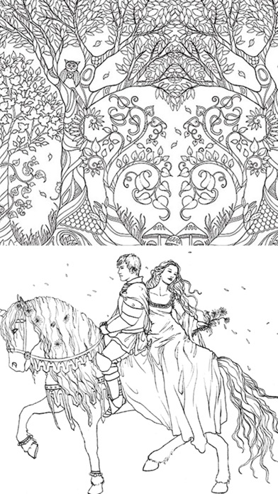 Adult Coloring Pages On The App Store