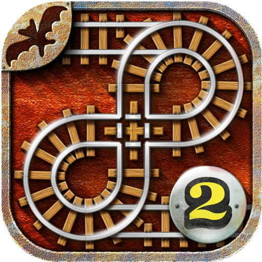 铁路迷宫2 Rail Maze 2 for Mac