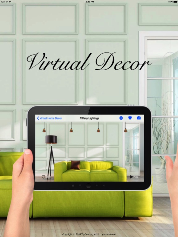 iPad Screenshot 2. Virtual Interior Design Home Decoration Tool on the App Store