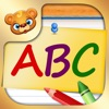 123 Kids Fun ALPHABET - Learn and Practice Letters Handwriting, Tracing, Reading and Spelling!