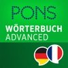 Dictionary French - German ADVANCED by PONS