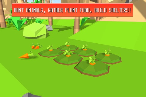 Craft Island Survival Simulator 3D Full screenshot 2