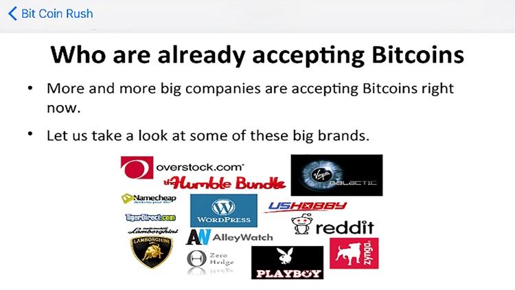 The Bitcoin Rush by Cladi