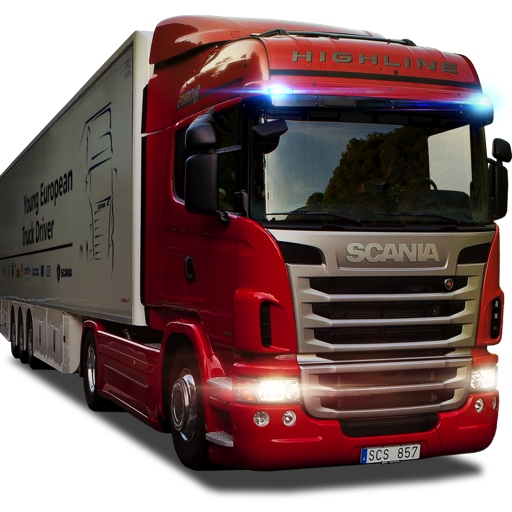 斯堪尼亞重卡駕駛模擬 Scania Truck Driving Simulator
