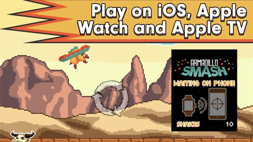 Armadillo Smash Screenshot