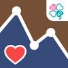 血圧ノート-血圧変化をスマホで記録!グラフ化も簡単-